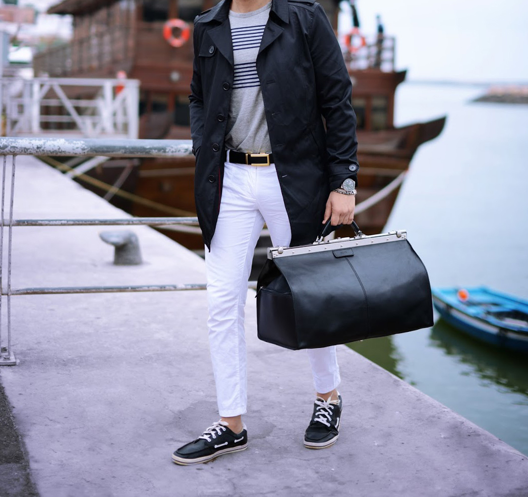 Morocco World News Wears: Picard Leather Goods