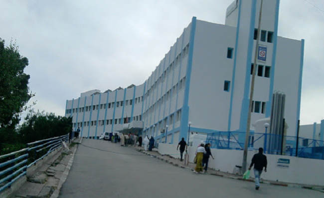 Doctor's UnionOvercrowding in Tangier Hospital is 'Dangerous'