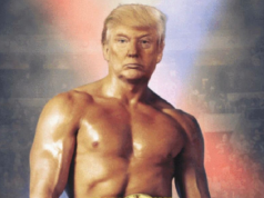 Trump Surprises Twitter With Edited Picture of Muscular Body