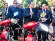 Moroccan Sustainable Mobility Project Encourages Electric Motorcycles