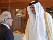 Emir of Qatar Receives Bank al-Maghrib Governor Abdellatif Jouahri