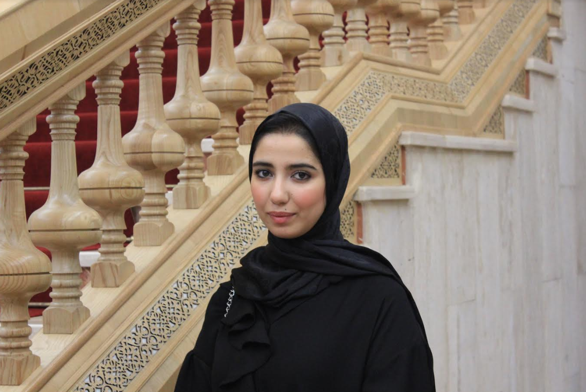 "For four years I was married to my ex-husband. I was not allowed to study or work for myself."" - Fatma Bouhadha. Photo credit: Wouter IJzerman/ Morocco World News"