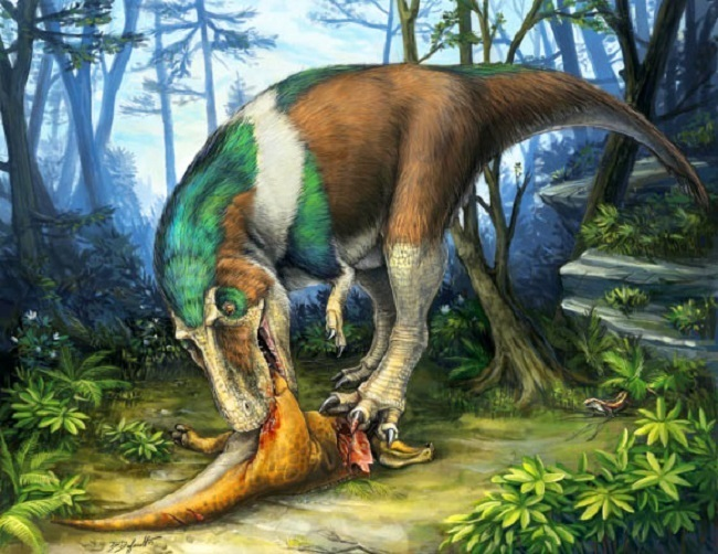 Flesh-Eating Dinosaurs Migrated Between Morocco and Europe