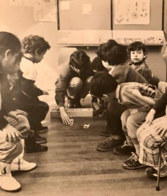 Taught to Go Back 'Home'? A School for Moroccan Children in Amsterdam