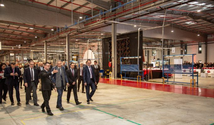 France's Automotive Company Sealynx Inaugurates New Factory in Tangier