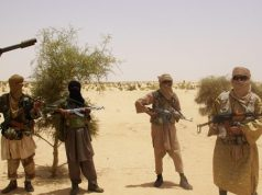 French Forces Kill Moroccan Terror Suspect in Sahel