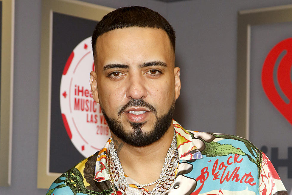 French Montana Undergoes Treatment for Increased Heart Rate