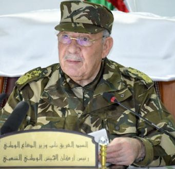 Gaid Salah Salutes 'Popular Support' for Algeria's Election amid Protests