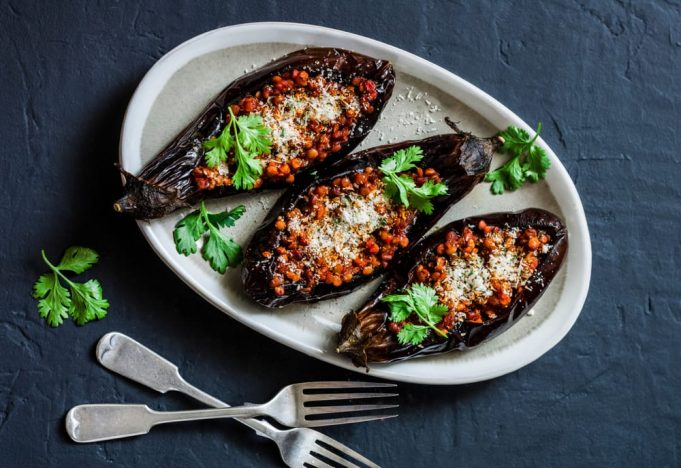 How to Make Moroccan Stuffed Eggplant