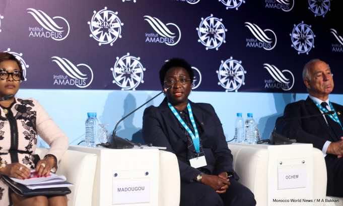 Irene Ochem Represents Female African Entrepreneurs at MEDays 2019