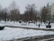 Fresh, Early Snowfall Beautifies Morocco's Winter Wonderland, Ifrane