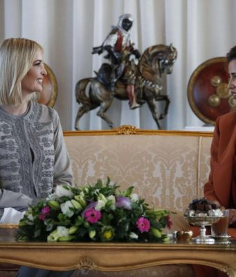 In Pictures: Ivanka Trump Enjoys Royal Welcome in Morocco