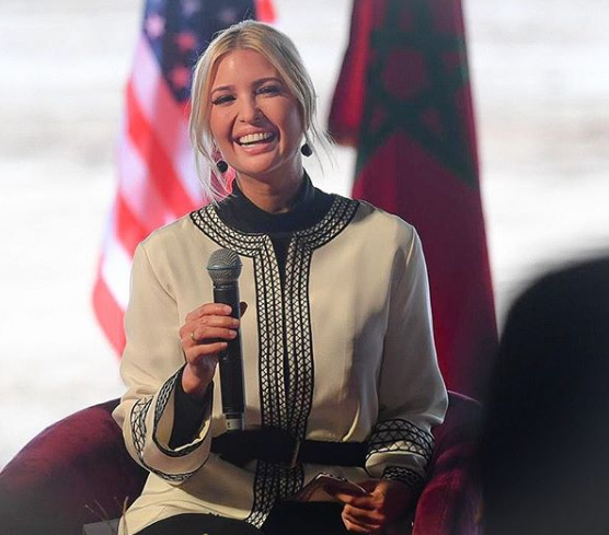 Ivanka Trump and Morocco's Head of Government Discuss Women's Rights