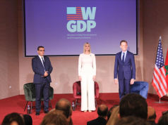 Ivanka Trump Bolsters Female Empowerment in Rabat