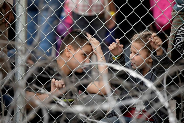 UN Study: Of All Children in Migrant Detention, US Holds 30%