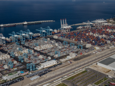 Konecranes to Supply Tangier Port with 16 Container Cranes