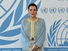 Morocco's Princess Hasnaa Calls for Sustainability as Part of Education