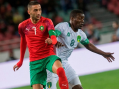 Uninspired Atlas Lions Draw with Mauritania in First CAN Qualifier