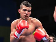 Moroccan Boxing Champion Mohammed Rabii Wins 10th Pro Fight