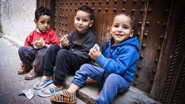 More Than 90000 Moroccan Children Have No Identity