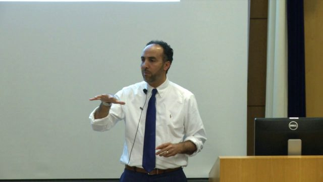 Moroccan Doctor Said Nafai to Win AOTA International Service Award