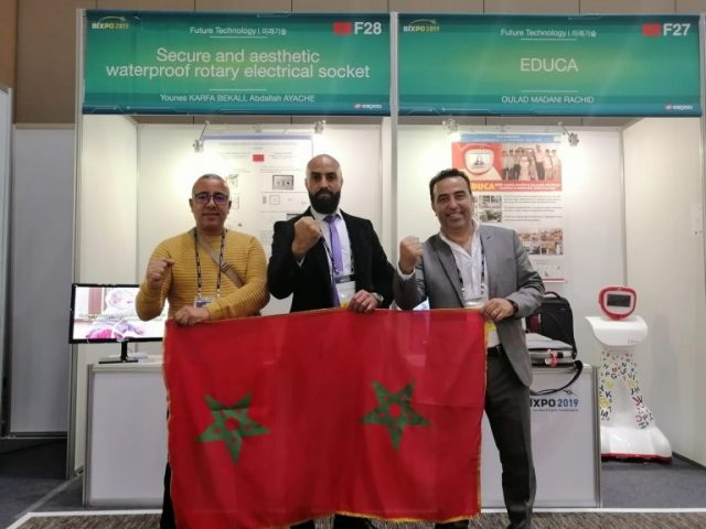 Moroccan Inventors Win Awards at BIXPO 2019 Fair in South Korea
