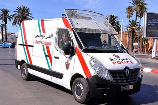 Moroccan Police Arrest 3 Suspects for Drug Trafficking Near Rabat