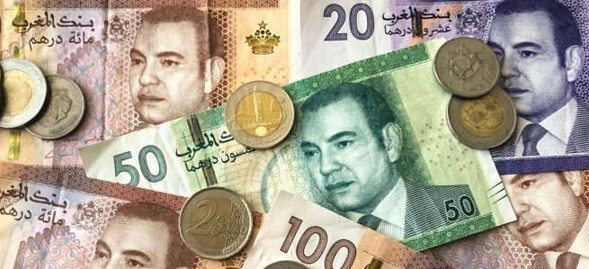 Morocco flexible exchange rate