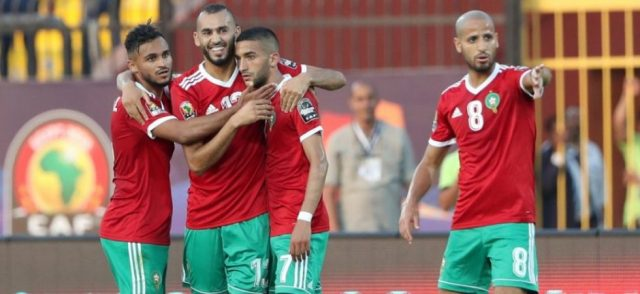 Morocco's National Team Drops 1 Spot in FIFA Monthly Ranking