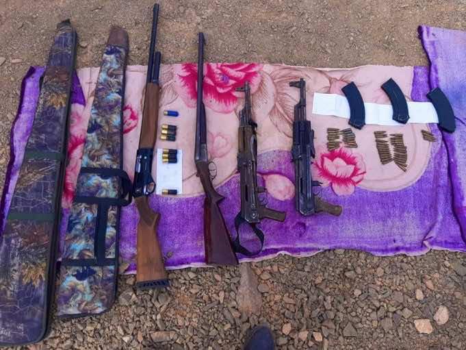 Morocco Arrests 5 With Kalashnikovs, Polisario Allegedly Complicit