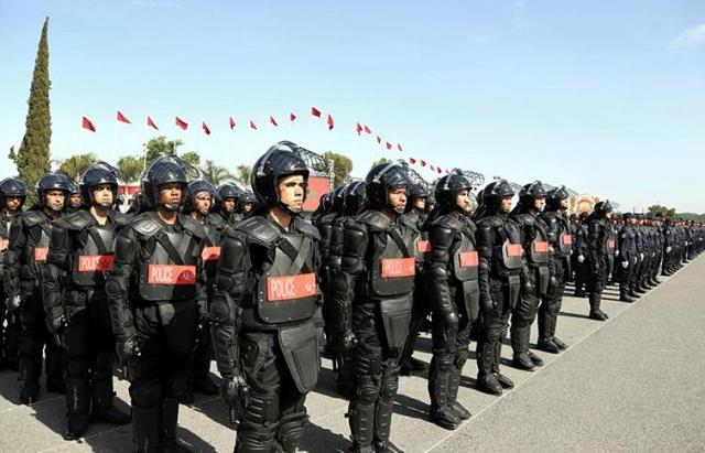 Morocco Security