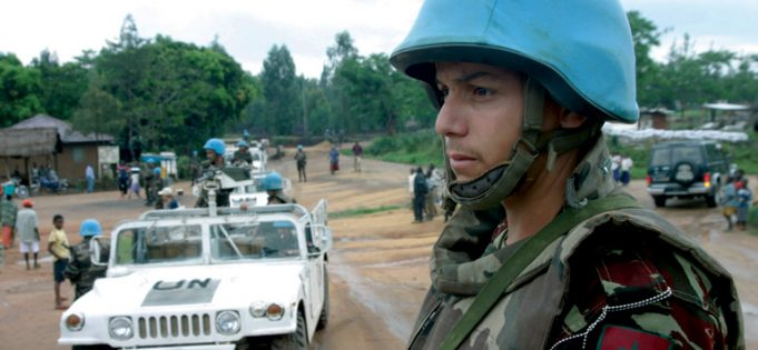 Morocco Is CAR Peacekeeping Mission's Most Committed African Partner