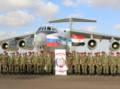 Morocco Sends Military Delegation to Observe Russia-Egypt 'Arrow of Friendship' Exercise