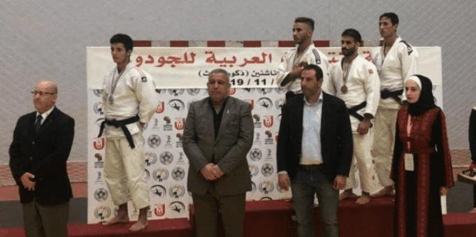 Morocco Triumphs 19th Arab Judo Championships