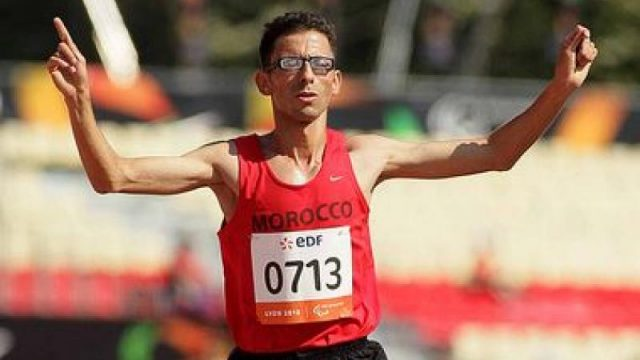 Morocco Wins Three Medals at World Para Athletics Championships