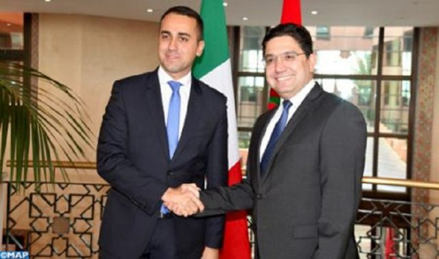 Morocco and Italy Declare Strategic Partnership, Coordination