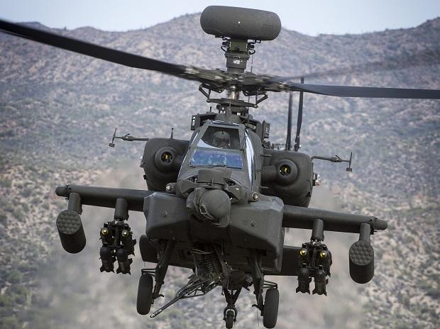 Morocco to Purchase New Apache Attack Helicopters from the US