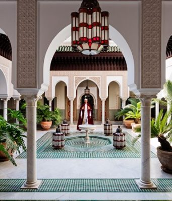 ONCF to Sell Morocco's La Mamounia Hotel to Cut $1 Billion Debt