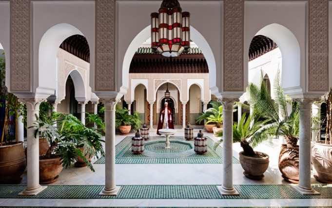 ONCF to Sell Morocco's La Mamounia Hotel to Cut $1 Billion Debt