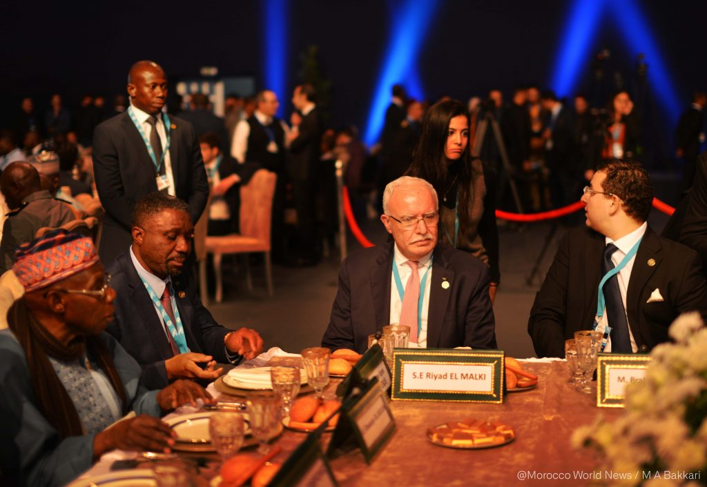 Palestine FM: Palestinian People Need International Protection