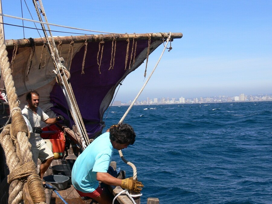 The Phoenicia: A Voyage to Rewrite History