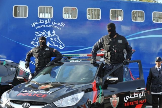 Police Arrest 3 Suspects for Drug, Human Trafficking in Southern Morocco