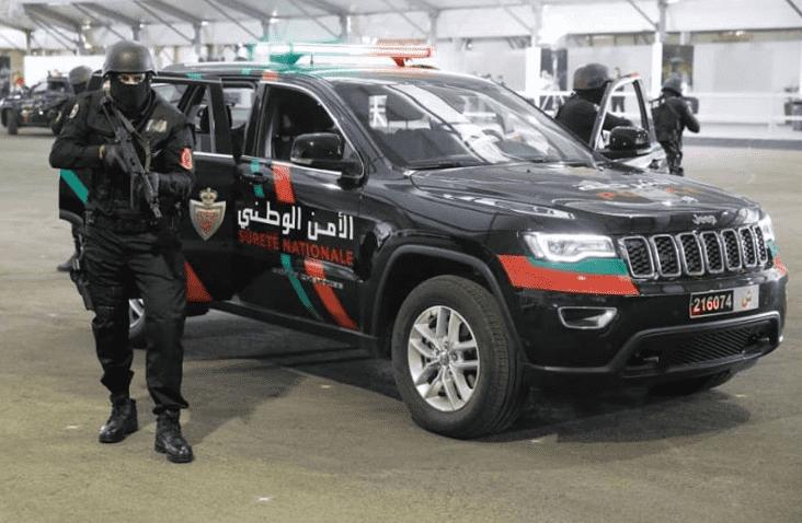 Police in Marrakech Arrest 2 Suspects for Drug Trafficking