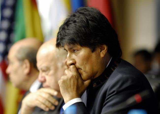 Polisario's Latin American Hold Loosens as Bolivia's President Resigns