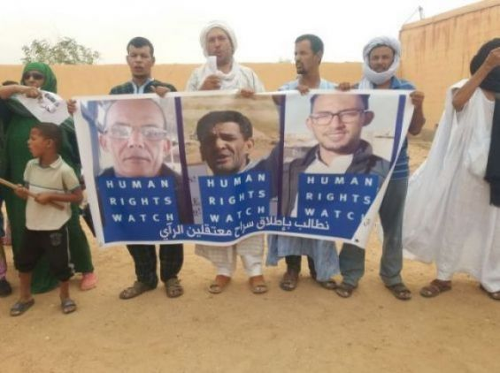 Polisario Bows to Pressure, Releases 3 Sahrawi Activists