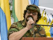Polisario in 'Direct Contact' with Colombian Paramilitary Leader Baez