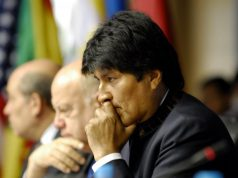Polisario's Latin American Hold Loosens as Bolivia's President Resigns