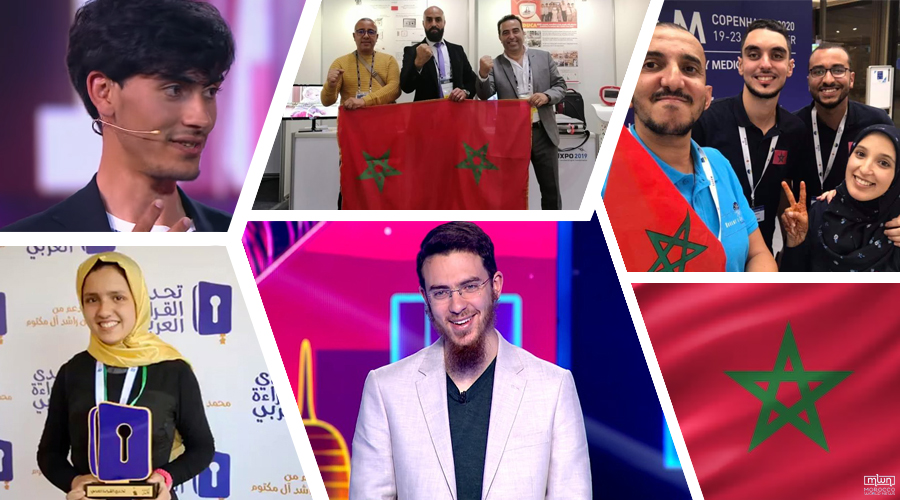 Prize-Winning Young Moroccans Make Waves Across the Globe