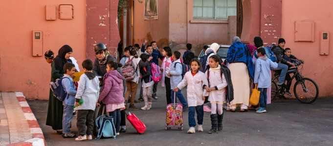 Morocco's DGSN to Heighten Security Around Schools