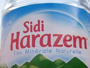Sidi Harazem bottled water